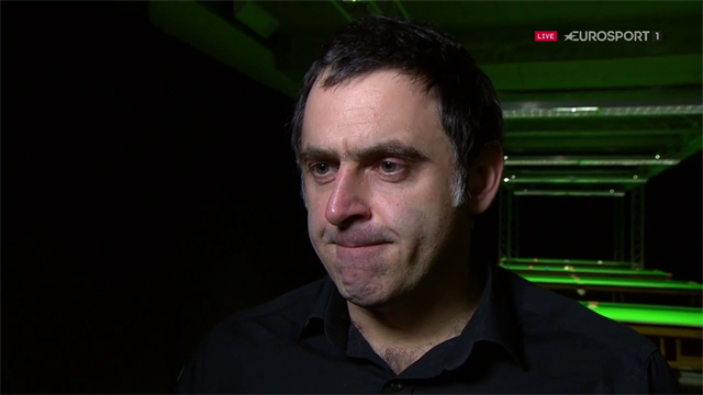 Ronnie O'Sullivan credits Mark Selby performance - 'That's what champions are made of'