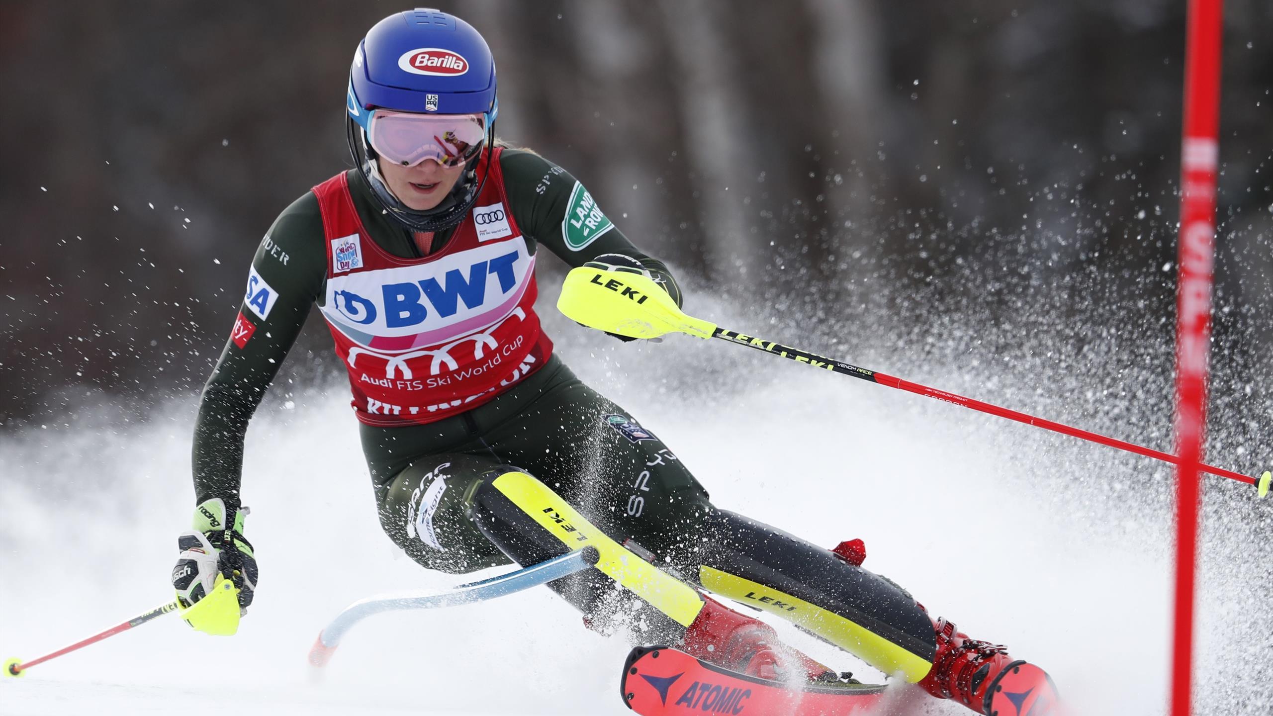 St Moritz Slalom