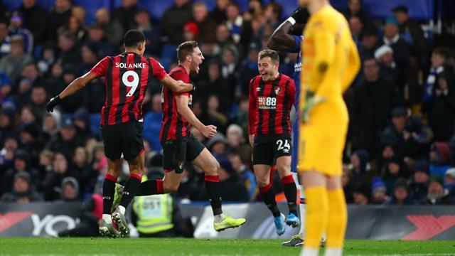 Chelsea au point mort, fin de série pour Leicester