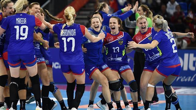 Женская сборная России завоевала бронзу ЧМ