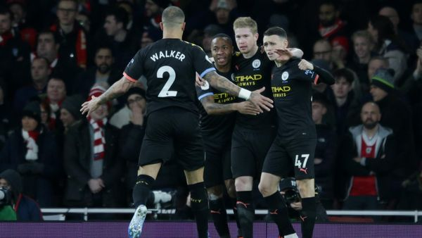 Image result for arsenal 0-3 man city""