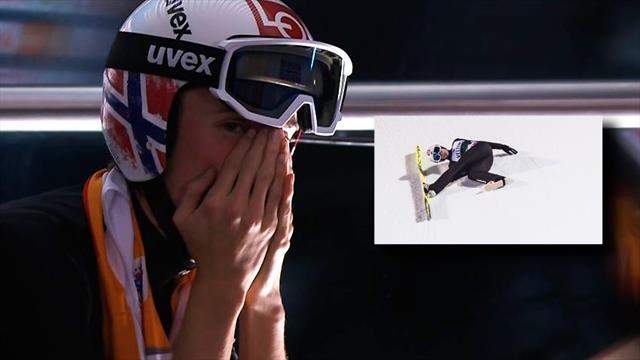 Norwegen geschockt: Junioren-Weltmeister schwer gestürzt