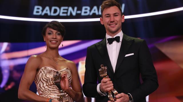 Nach Sportler des Jahres: Kaul und Mihambo gewinnen nächste Auszeichnung