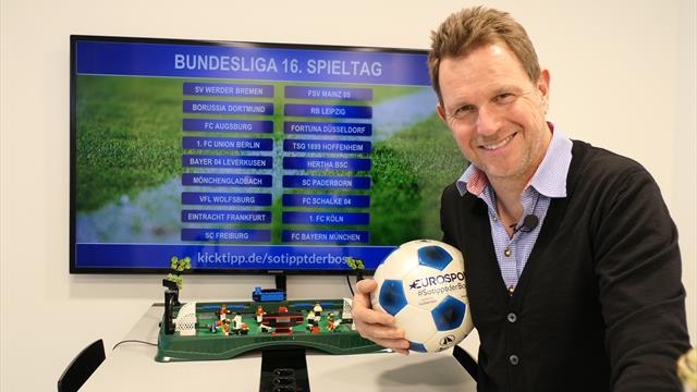 #SotipptderBoss: Bayern zieht wieder am BVB vorbei