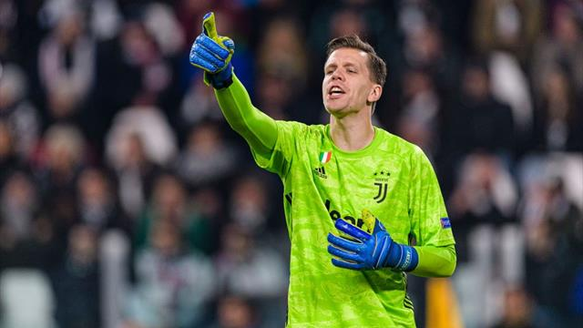 Juventus: problemi per Szczesny! Convocato Perin per l'Udinese