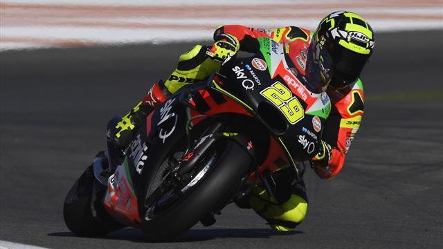 Iannone suspendu pour dopage — MotoGP