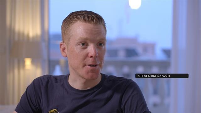 Steven Kruijswijk kopman Jumbo-Visma in de Vuelta 2020