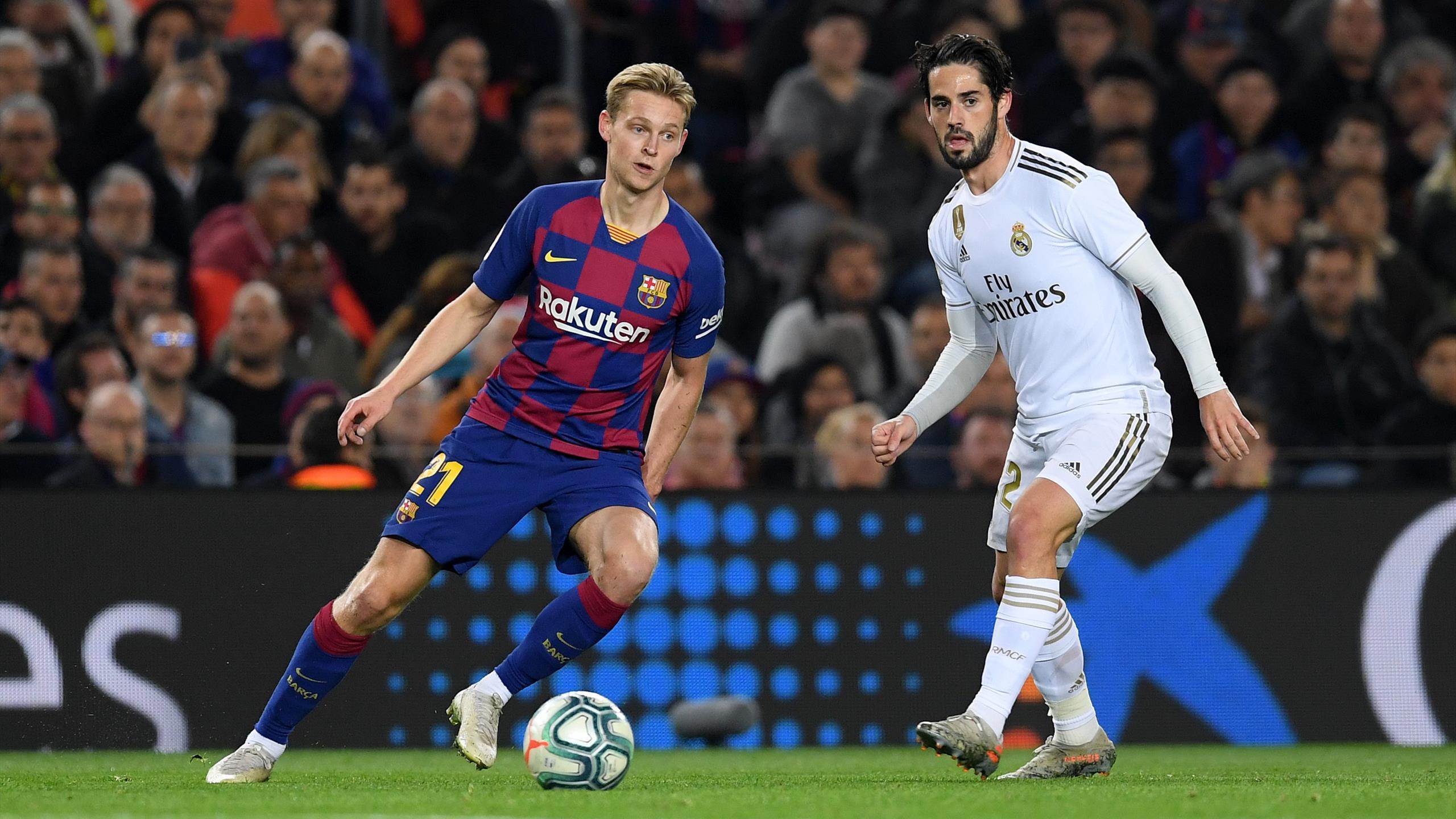 Le calendrier de la Liga est sorti : FC Barcelone Real Madrid