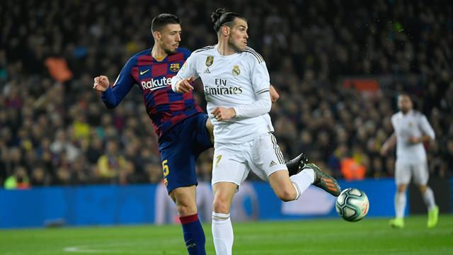 En directo, Real Madrid-Barcelona (21:00)