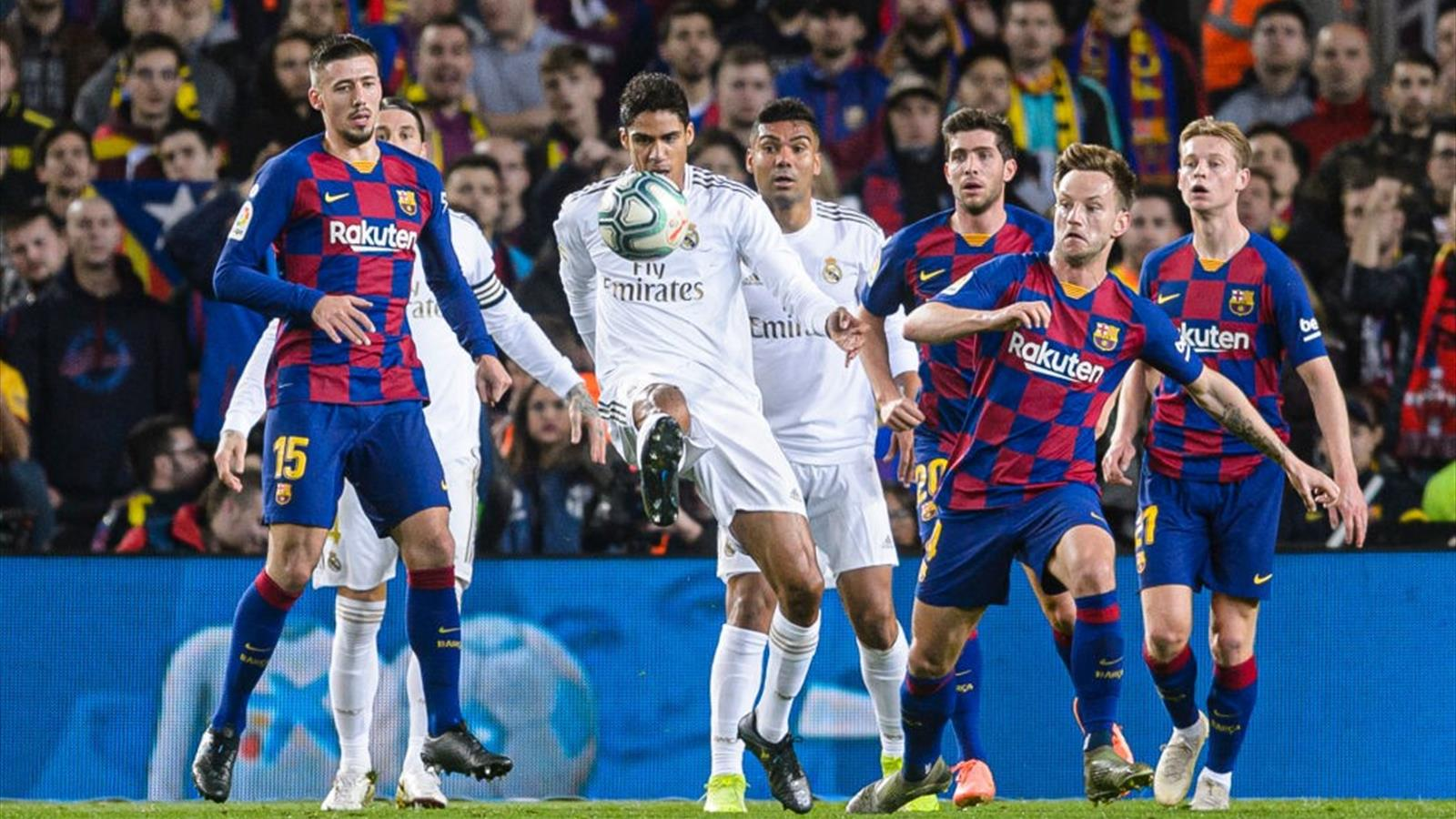 Барселона реал мадрид кубок испании запись