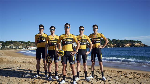 Dumoulin gaat samen met Kruijswijk en Rolgic naar Tour de France