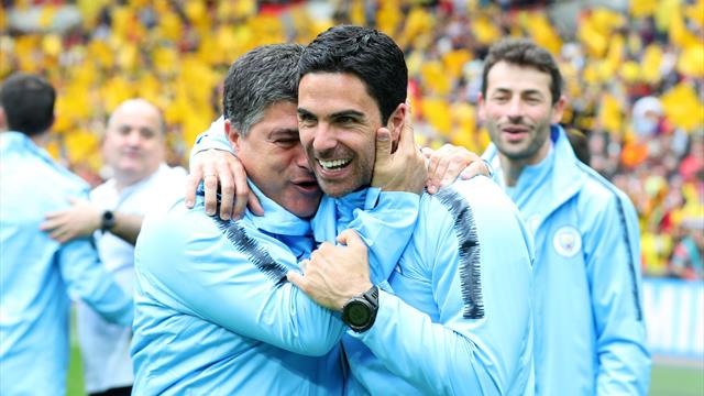 Arsenal complete hiring of Arteta as manager