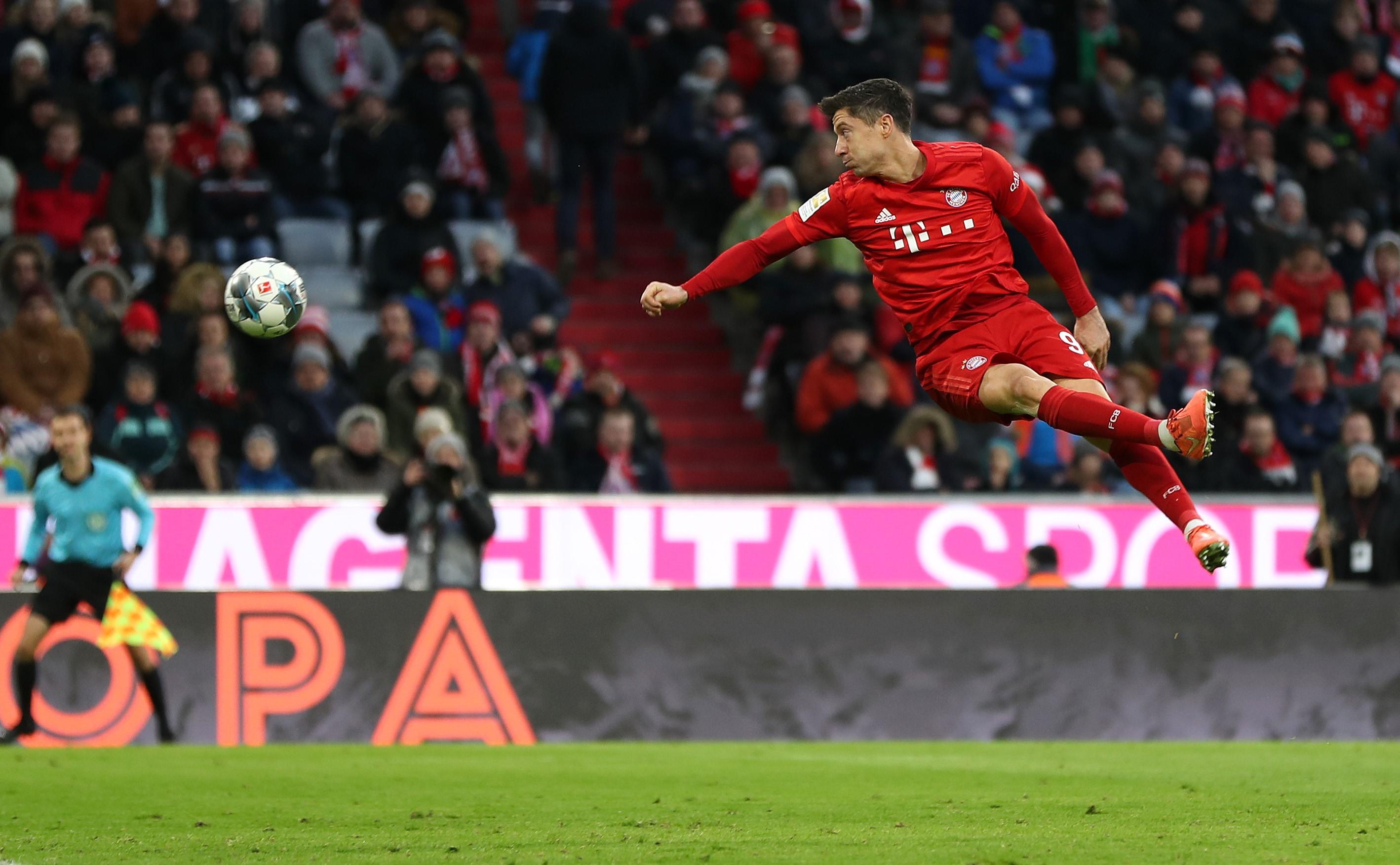 FC Bayern: Robert Lewandowski