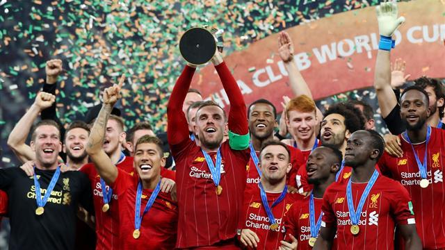 Weltteam des Jahres: Klopp und Liverpool winkt Prestige-Award