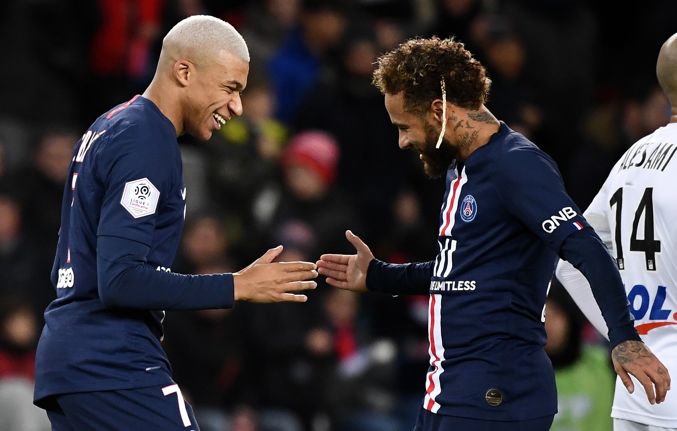 Paris Saint-Germain | Kylian Mbappé - Neymar