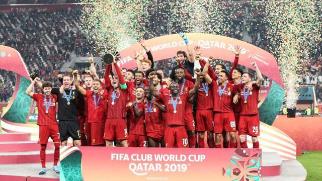 1-0. Firmino corona al Liverpool como nuevo rey mundial