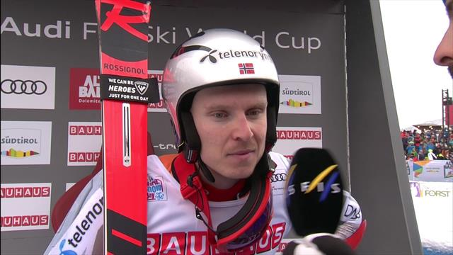 Kristoffersen: This was a really tough day