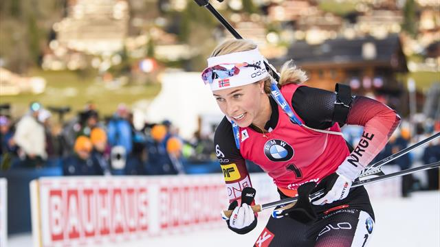 Highlights: Eckhoff completes perfect weekend in France