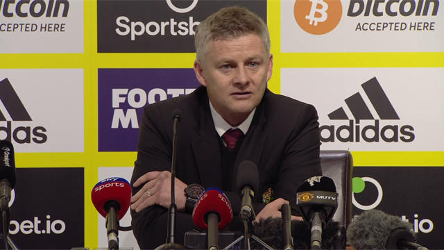 Solskjaer: Watford defeat 'could have been my testimonial'