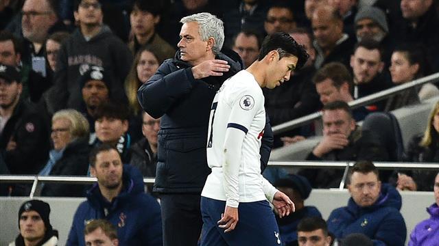 Le joueur de Tottenham Heung-min Son suspendu trois rencontres — Premier League