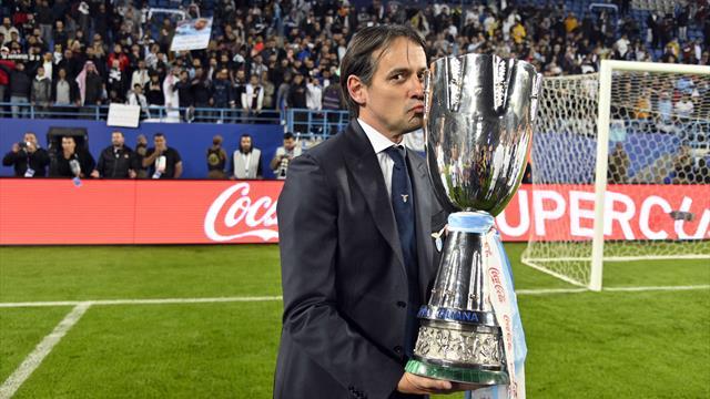 Supercoppa Lazio: Inzaghi 'fatta una magia