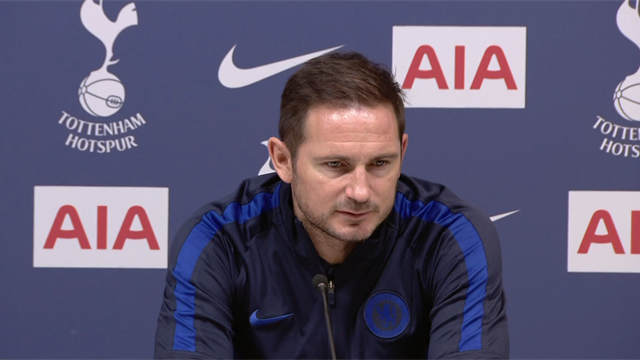Lampard promises Rudiger support after alleged racist incident