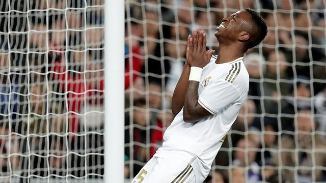 The woodwork has cost Real Madrid nine points this season
