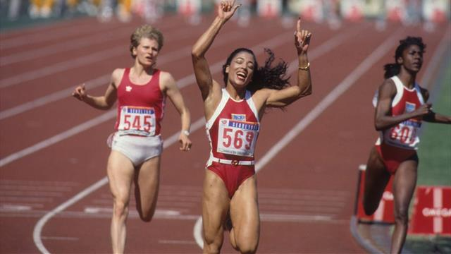 QUIZ: Can you name the Women's 100m Olympic champions?