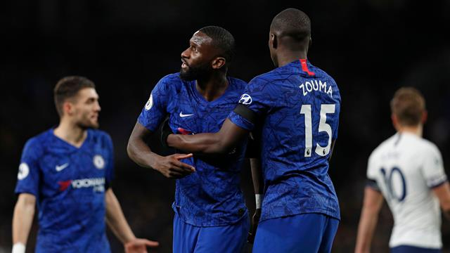 Tottenham find 'no evidence' to back Rudiger's claim of racist abuse