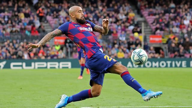 Vidal denuncia, il Barça si difende. E l'Inter aspetta, il punto
