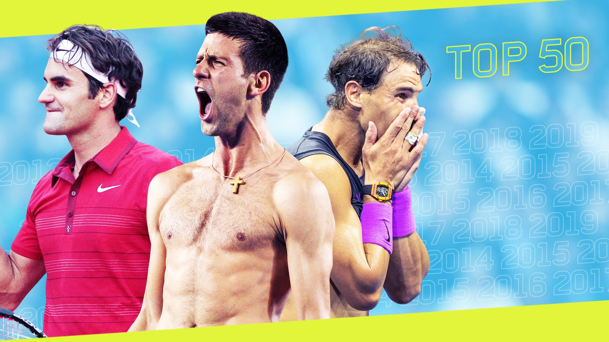 Le Top 50 des matches des années 2010 : Djokovic - Nadal, l'emblématique bataille de Melbourne