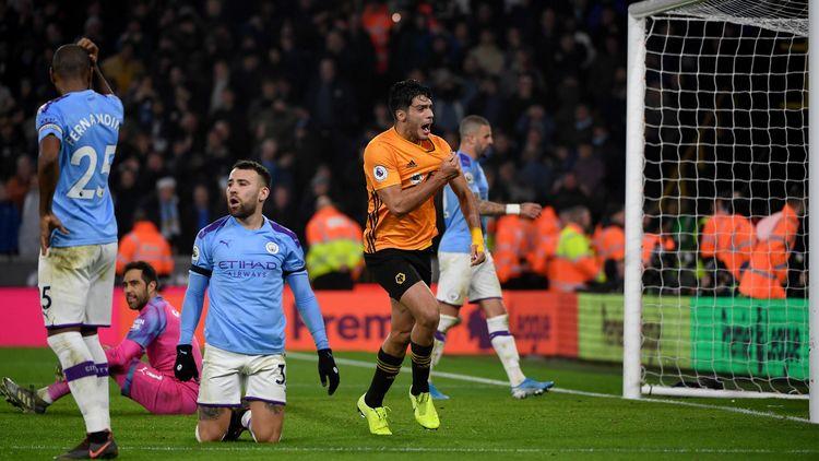 """Résultat de recherche d'images pour """"Wolverhampton 3:2 Manchester City"""""""