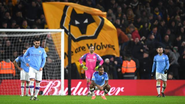 City à 14 points de Liverpool — Angleterre