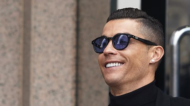 Ronaldo is hoping to be a Hollywood movie star
