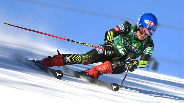 À Lienz, Mikaela Shiffrin a remis les pendules à l'heure — Ski