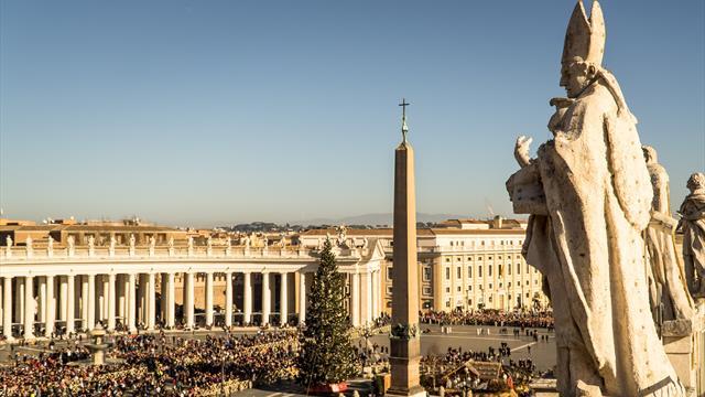 Città del Vaticano avvia l'iter per entrare nel CIO e partecipare ai giochi Olimpici