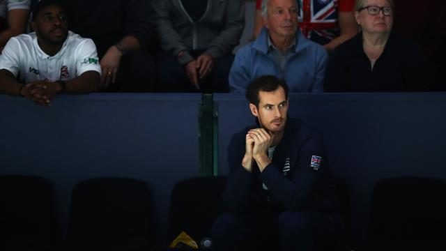 In Depth: What next for Murray after his Australian Open setback?