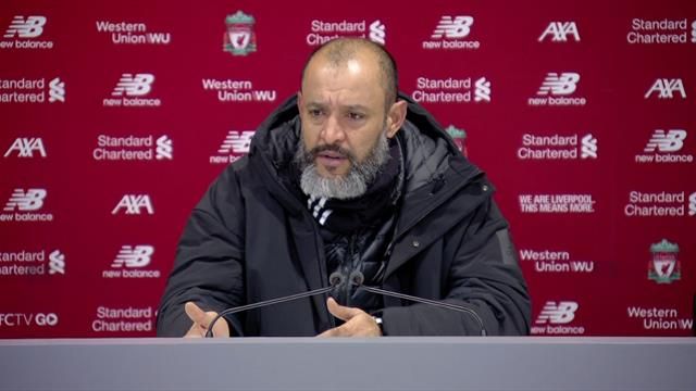 Nuno fumes at VAR: 'The referee is miles away, he doesn't feel the game'