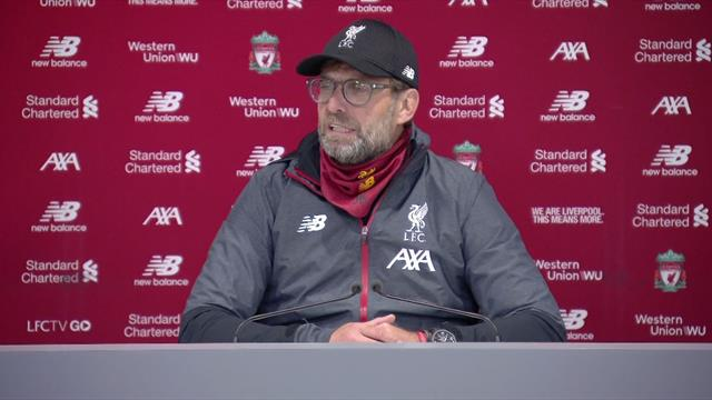Klopp: Wolves were really aggressive and angry with us - we had nothing to do with it!