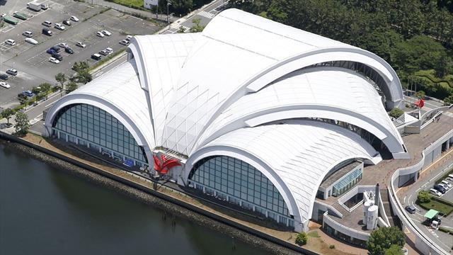 Tokyo in emergenza: trovato amianto nella piscina dove si disputerà il torneo di pallanuoto