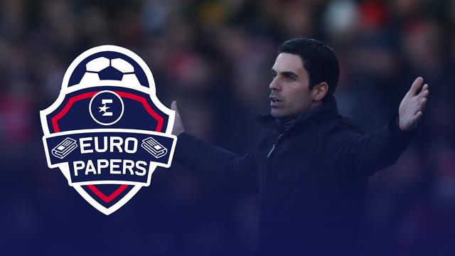 'Arsenal v AC Milan for bargain Ligue 1 rising star' - Euro Papers