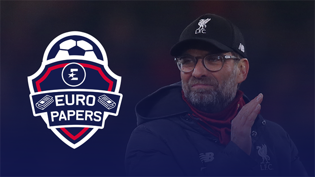 'Liverpool line up £64m blockbuster summer deal for Liga star' - Euro Papers