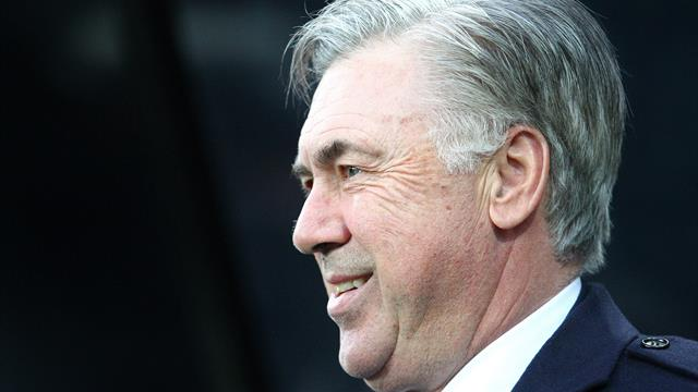 Carlo Ancelotti confronts Everton players after FA Cup exit to youthful Liverpool