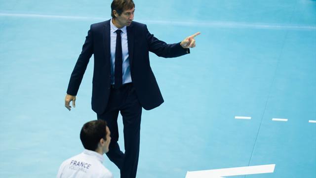 Tournoi de Qualification Olympique : pression maximale sur l'équipe de France de Volley
