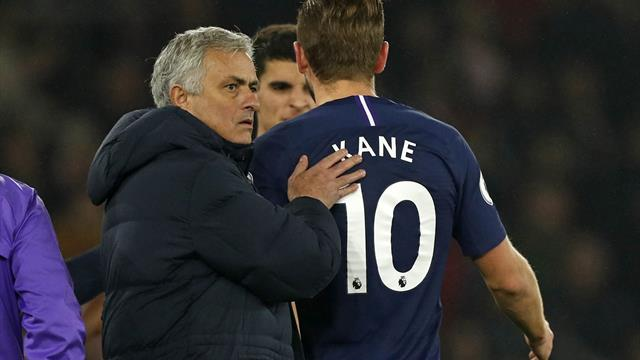 Mourinho raises Kane injury concern for Euro 2020 - but was the Spurs boss being flippant?