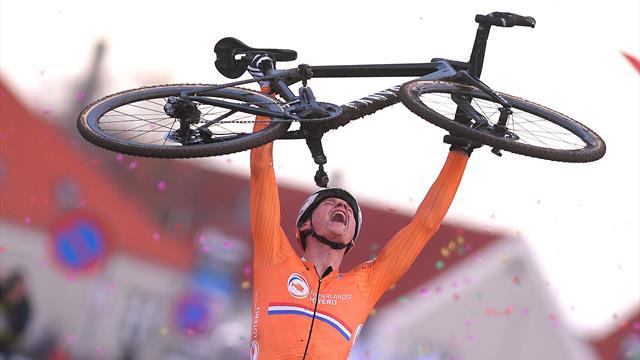 Mathieu van der Poel, un 2019 da sogno: tutte le emozioni di una stagione dominata