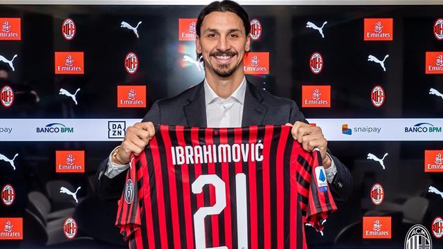 Ibrahimovic verrät: Darum trägt er jetzt eine neue Nummer