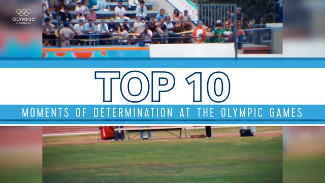 Los 10 mejores momentos olímpicos con determinación: Moussambani, Louganis, Redmon y otros 'mitos'