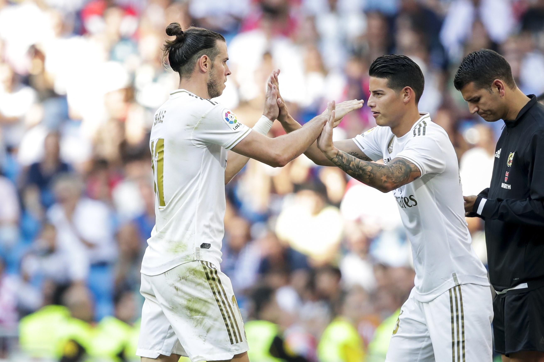 Gareth Bale - James Rodríguez | Real Madrid
