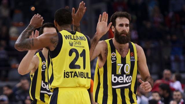 Fenerbahçe Beko - Asvel Villeurbanne | Euroleague maç notları